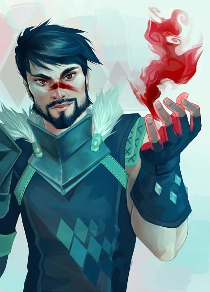 Garrett Hawke - Hawke (Dragon Age 2)