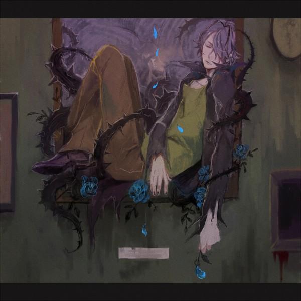 Tags: Anime, Arkal (Artist), Ib, Garry, Painting (Object), Fanart