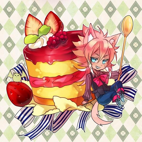 Tags: Anime, Pixiv Id 457137, Inazuma Eleven GO, Inazuma Eleven GO Chrono Stone, Garshya Wolfein, Fanart From Pixiv, Pixiv, Fanart, Wolfram Vulpeen