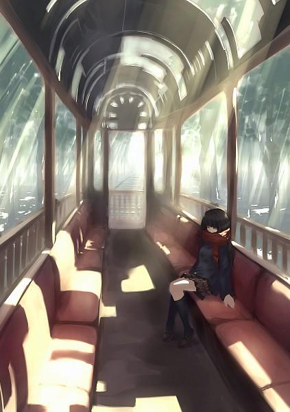 Tags: Anime, Garuku, Pixiv, Original, Mobile Wallpaper
