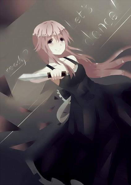 Tags: Anime, Pixiv Id 4704947, Mirai Nikki, Gasai Yuno, Mobile Wallpaper