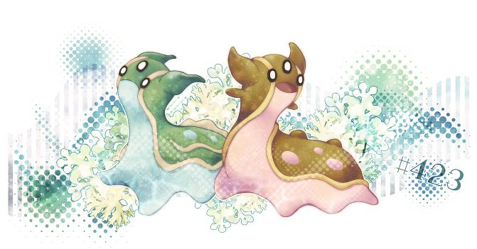 Gastrodon - Pokémon