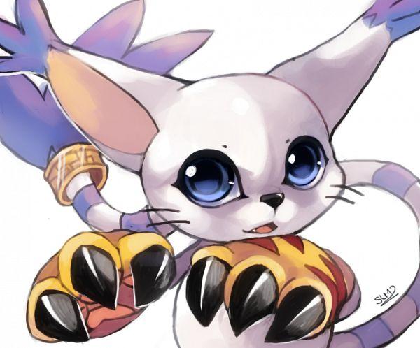 Gatomon - Digimon Adventure