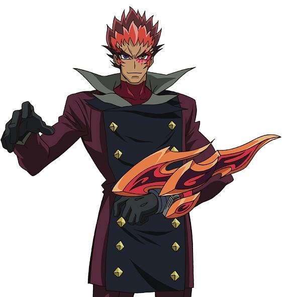 Gauche (Yu-Gi-Oh! ZEXAL) - Yu-Gi-Oh! ZEXAL