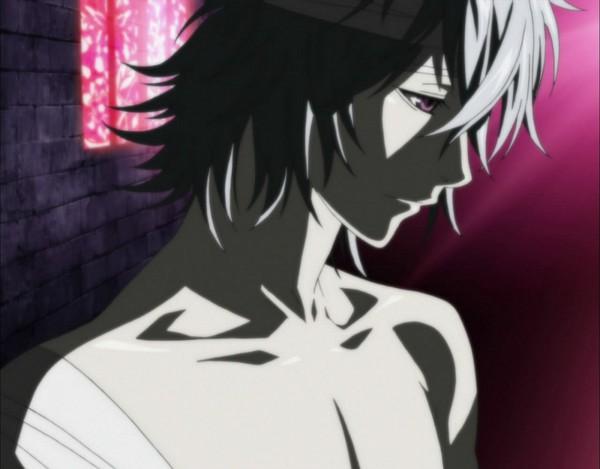 Tags: Anime, Tegami Bachi, Gauche Suede, Screenshot