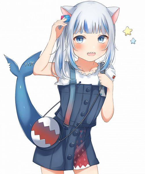 Tags: Anime, Pixiv Id 7107598, Gawr Gura, Gawr Gura Ch., Hololive, Pixiv, Fanart, Fanart From Pixiv