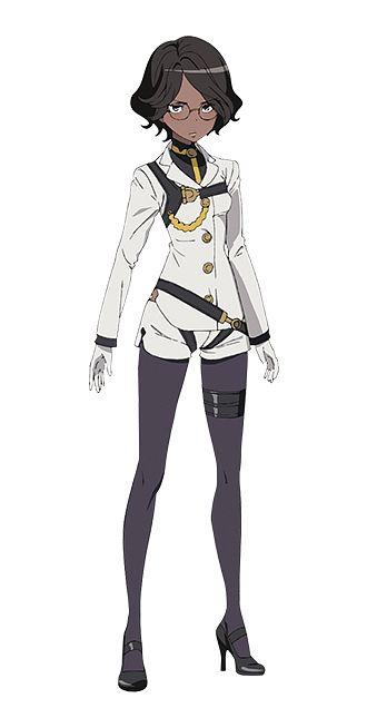 Gazelle (Princess Principal) - Princess Principal