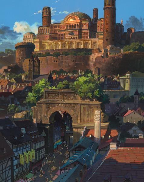 Gedo Senki (Tales From Earthsea ) - Studio Ghibli