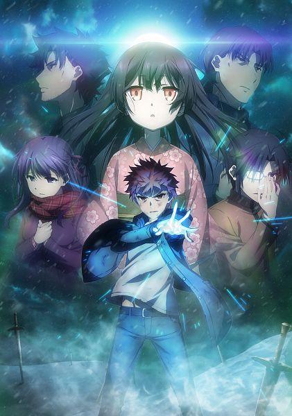 Gekijouban Fate/kaleid liner Prisma ☆ Illya: Sekka no Chikai ( Fate/kaleid Liner Prisma Illya Movie: Sekka No Chikai )