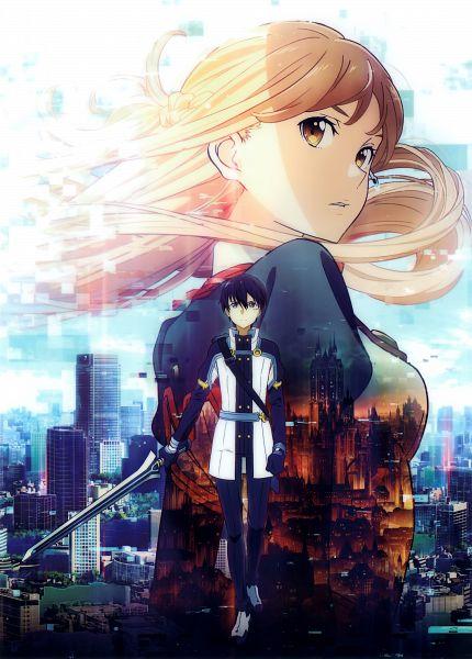 Gekijouban Sword Art Online -Ordinal Scale- (Sword Art Online The Movie -ordinal Scale- )