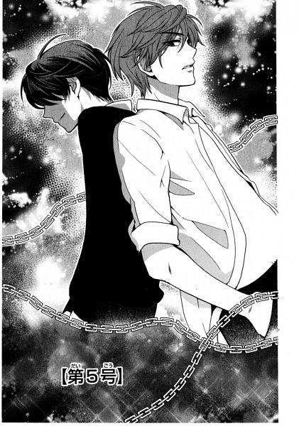 Tags: Anime, Tsubaki Izumi, Gekkan Shoujo Nozaki-kun, Mikoshiba Mikoto, Kashima Yuu, Manga Page, Character Request, Chapter Cover, Scan, Mobile Wallpaper, Official Art, Monthly Girls' Nozaki-kun