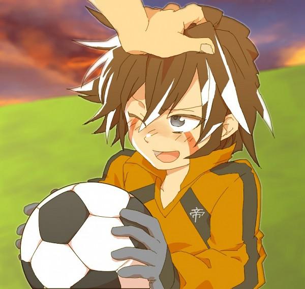Tags: Anime, Inazuma Eleven, Genda Koujirou