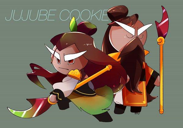General Jujube Cookie - Cookie Run
