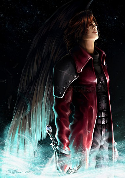 Genesis Rhapsodos - Final Fantasy VII