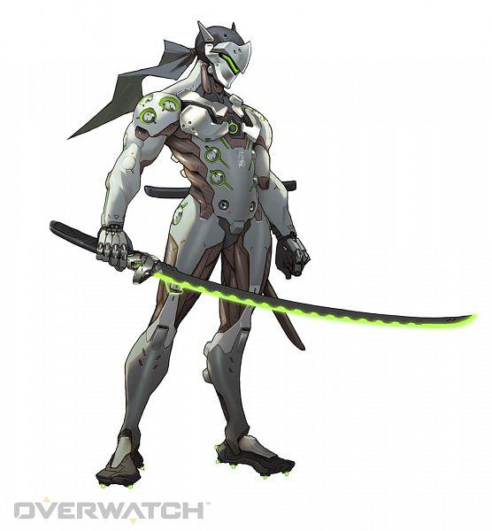 Genji (Overwatch) - Overwatch