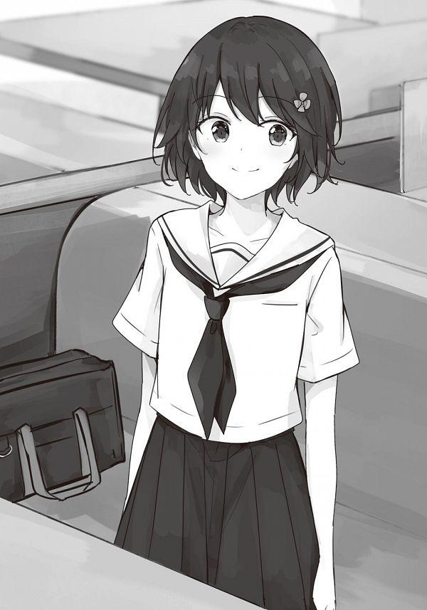 Tags: Anime, Shiina Kuro, Genjitsu de Love Come Dekinai to Dare ga Kimeta?, Official Art, Character Request, Novel Illustration