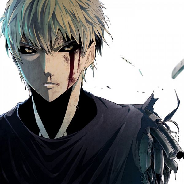 Tags: Anime, Pixiv Id 4497286, One Punch Man, Genos (One Punch Man), Pixiv, Fanart