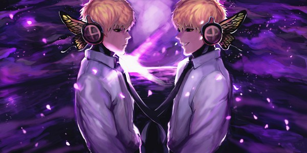 Tags: Anime, Pixiv Id 8005453, One Punch Man, Genos (One Punch Man), Wallpaper, Fanart, Fanart From Pixiv, Facebook Cover, Magnet, Pixiv
