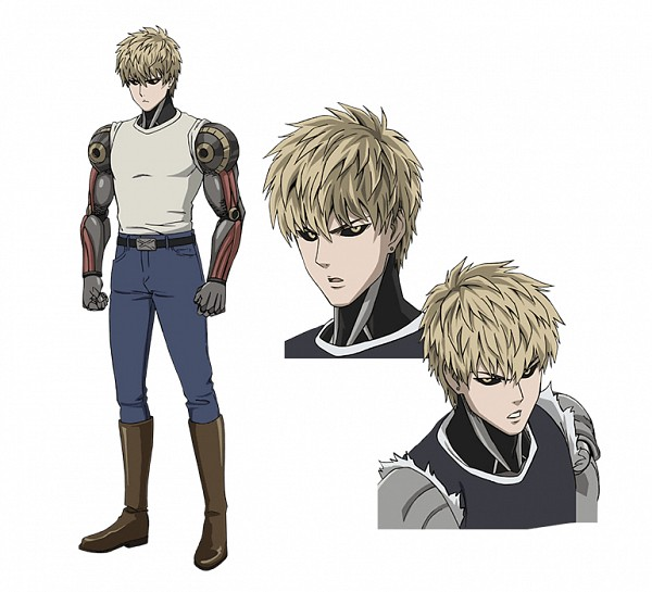 Genos (One Punch Man) - One Punch Man