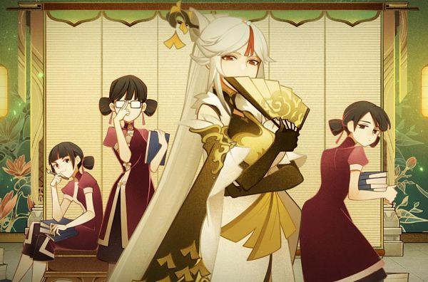 Tags: Anime, Pixiv Id 51533374, Genshin Impact, Ningguang