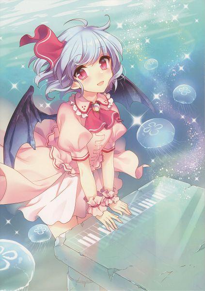 Gensou Aquapia - Touhou