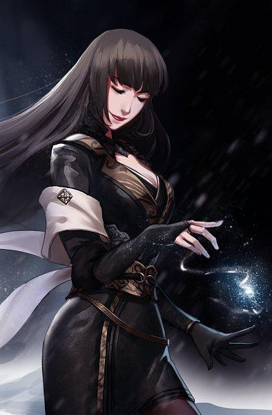 Gentiana - Final Fantasy XV
