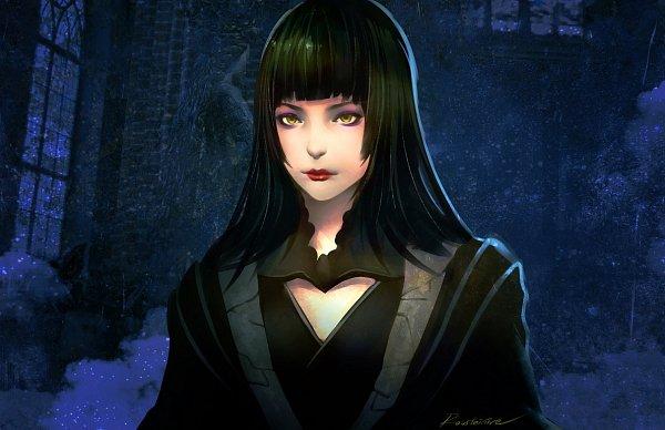 Tags: Anime, Pixiv Id 1105673, Final Fantasy XV, Gentiana, Fanart, Fanart From Pixiv, Pixiv