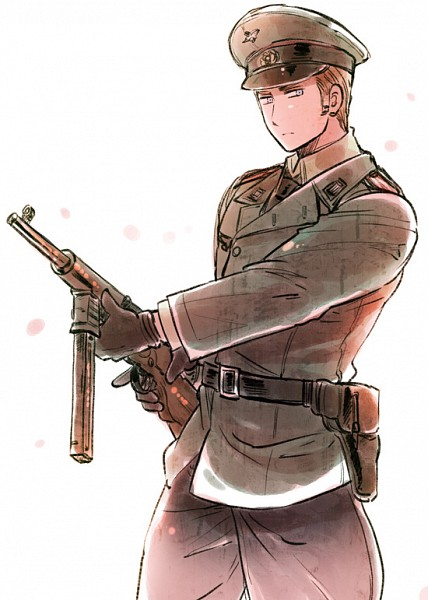 Germany - Axis Powers: Hetalia