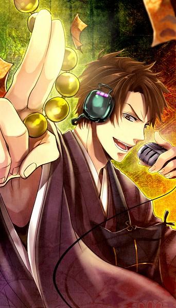 Tags: Anime, Wyatt, Gero, Nico Nico Douga, Nico Nico Singer, Mobile Wallpaper