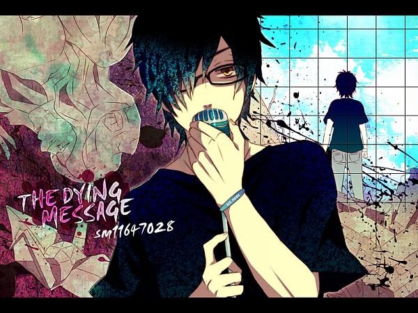 Tags: Anime, Anzu Hajime, Gero, Fanart, Nico Nico Douga, Nico Nico Singer, Pixiv