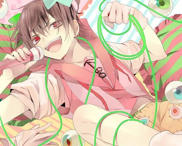 Tags: Anime, Shanghai (Artist), Gero, Pixiv, PONPONPON, Fanart, Nico Nico Singer