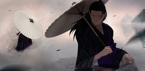 Tags: Anime, Pixiv Id 412104, Jujutsu Kaisen, Getou Suguru, Fanart From Pixiv, Pixiv, Fanart