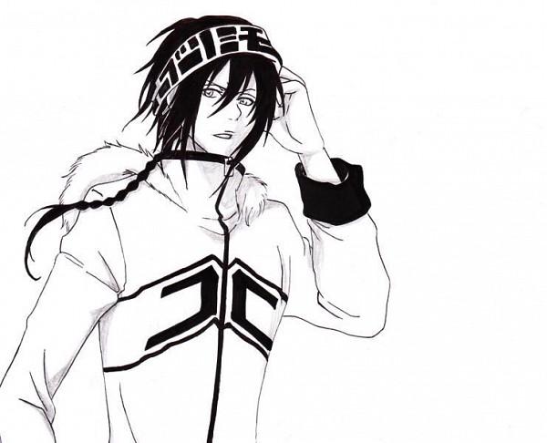 Tags: Anime, Byaku17, BLEACH, Ggio Vega