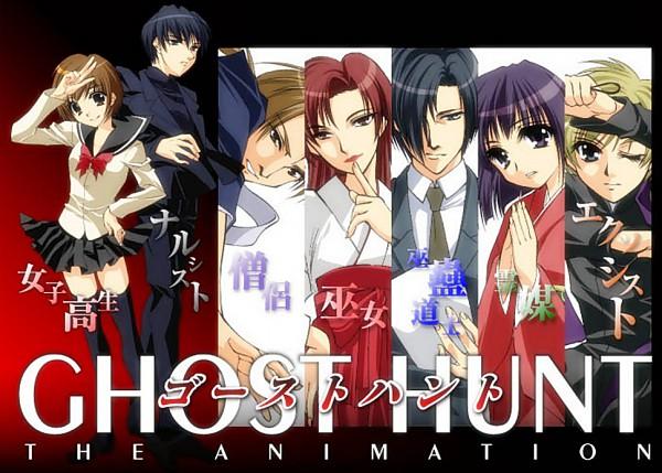 Tags: Anime, Ghost Hunt, Shibuya Kazuya, John Brown, Taniyama Mai, Matsuzaki Ayako, Takigawa Houshou, Koujo Lin, Hara Masako