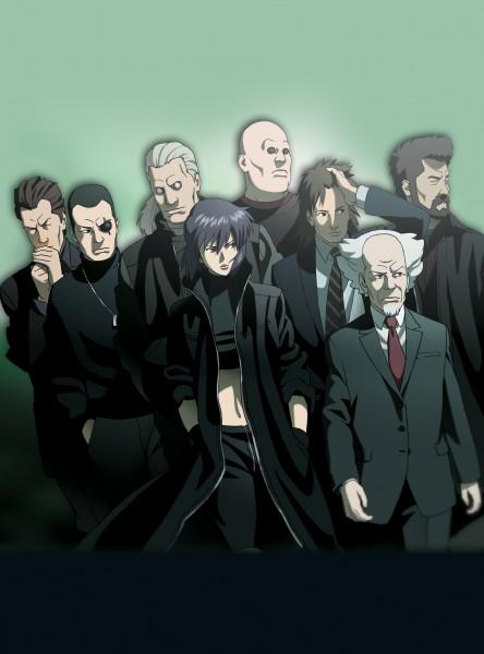 Tags: Anime, Ghost in the Shell: Stand Alone Complex Series, Ghost in the Shell: Stand Alone Complex 2nd GIG, Koukaku Kidoutai GHOST IN THE SHELL, Paz (GHOST IN THE SHELL), Batou (GHOST IN THE SHELL), Ishikawa (GHOST IN THE SHELL), Kusanagi Motoko, Aramaki Daisuke, Borma (GHOST IN THE SHELL), Saito (GHOST IN THE SHELL), Togusa (GHOST IN THE SHELL), Section 9