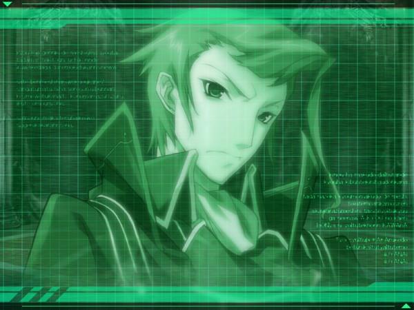 Tags: Anime, Giga, Baldr Sky, Gilbert Gilberto, CG Art