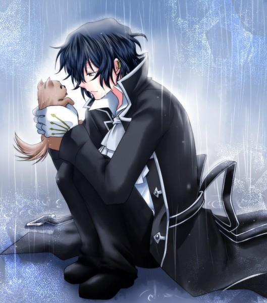 Tags: Anime, Hanamaru, Pandora Hearts, Gilbert Nightray