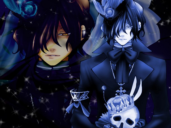 Tags: Anime, Mochizuki Jun, Pandora Hearts, Gilbert Nightray, Wallpaper