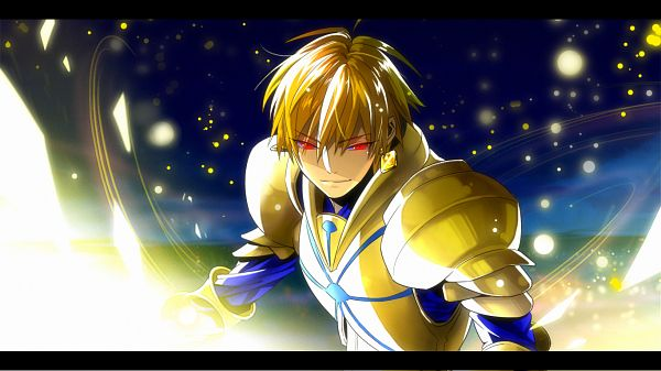 Tags: Anime, Pixiv Id 69065, TYPE-MOON, Fate/zero, Gilgamesh, 1366x768 Wallpaper, Facebook Cover, Wallpaper