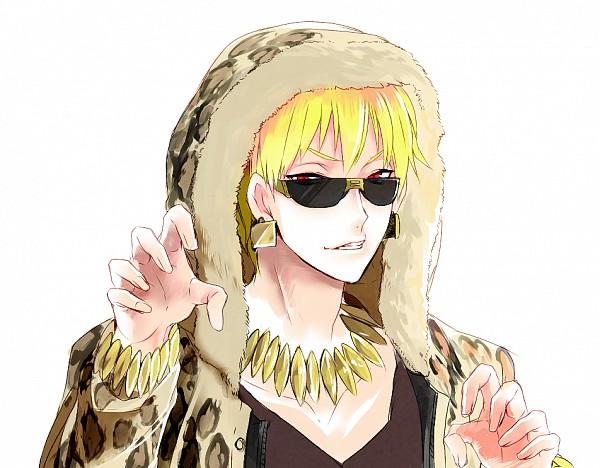 Tags: Anime, Sisutakh, TYPE-MOON, Fate/zero, Gilgamesh
