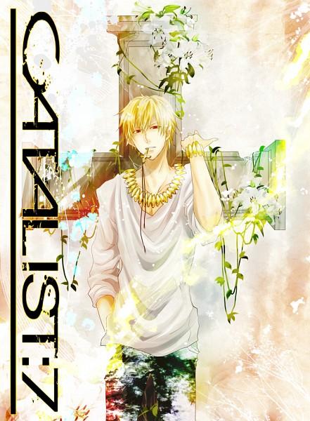 Tags: Anime, Ozzz, TYPE-MOON, Fate/zero, Gilgamesh, Polo T-shirt