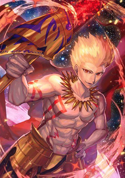 Tags: Anime, Pixiv Id 4355382, Fate/Grand Order, Gilgamesh, Ea, Fanart, Fanart From Pixiv, Pixiv
