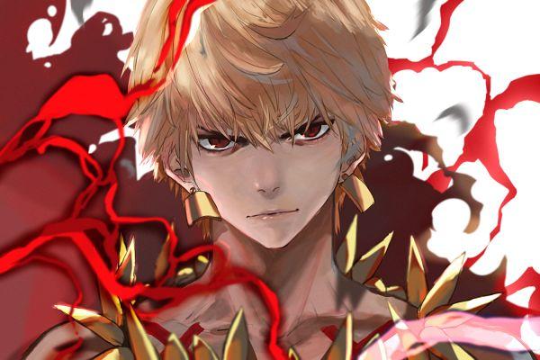 Tags: Anime, Pixiv Id 32304575, Fate/Grand Order, Gilgamesh, Fanart From Pixiv, Pixiv, Fanart