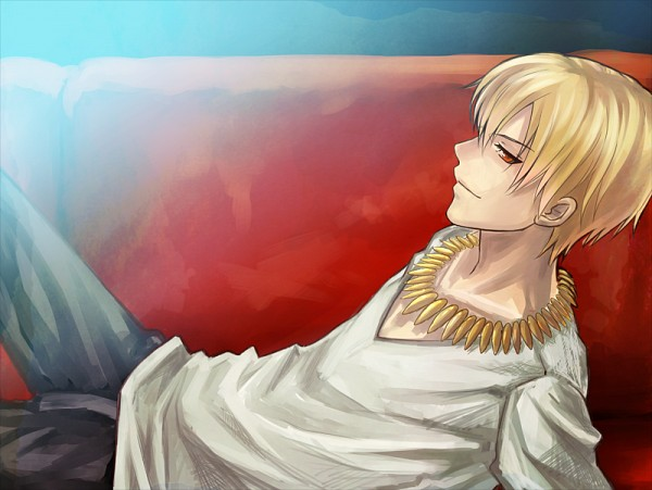 Tags: Anime, Fate/stay night, Gilgamesh