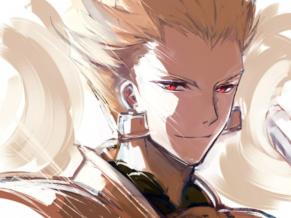 Tags: Anime, TYPE-MOON, Fate/stay night, Gilgamesh