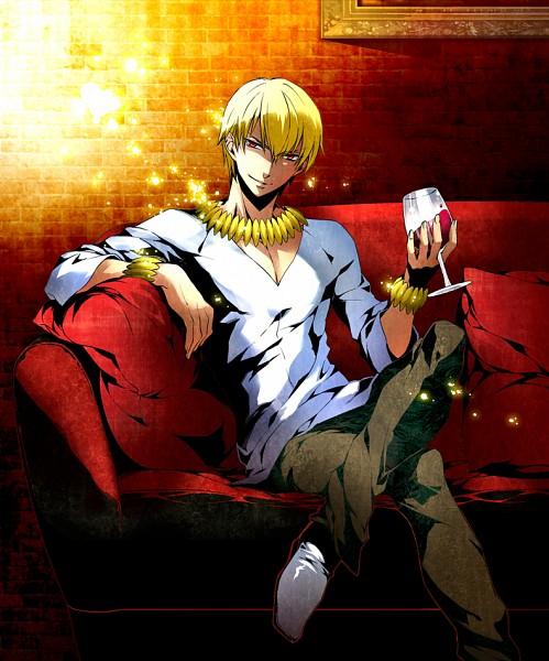 Tags: Anime, Pixiv Id 273448, TYPE-MOON, Fate/zero, Gilgamesh, Pixiv