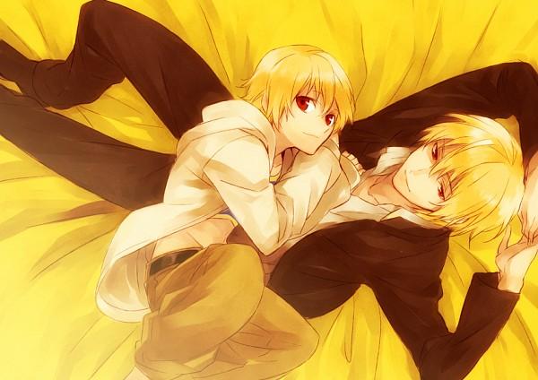 Tags: Anime, ryugo, TYPE-MOON, Fate/hollow ataraxia, Fate/stay night, Ko-gil, Gilgamesh