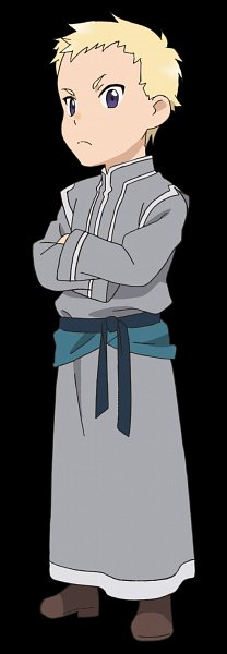 Gill (Honzuki no Gekokujou) - Honzuki no Gekokujou