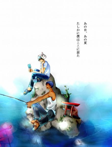 Gin (Hotarubi no Mori e) (Cosplay) - Gin (Hotarubi no Mori e)