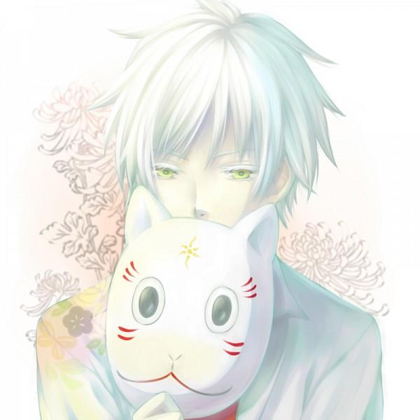 Tags: Anime, Nonotan, Hotarubi no Mori e, Gin (Hotarubi no Mori e), Pixiv, Fanart